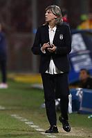 Milena Bartolini coach of Italy <br /> Benevento 08-11-2019 Stadio Ciro Vigorito <br /> Football UEFA Women's EURO 2021 <br /> Qualifying round - Group B <br /> Italy - Georgia<br /> Photo Cesare Purini / Insidefoto