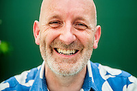 Tuesday  31 May 2016<br /> Pictured: Nick Sharratt<br /> Re: The 2016 Hay festival take place at Hay on Wye, Powys, Wales