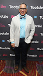 """Robert Horn attends the Cast Meet & Greet for Broadway's """"Tootsie"""" The Musical at the New York Mariott Marquis Hotel on March 13, 2019 in New York City."""