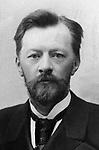 Vladimir Grigoryevich Shukhov (1853-1939). *** Local Caption *** Vladimir Grigoryevich Shukhov (1853-1939). Artist: Anonymous