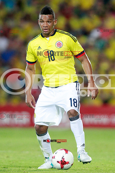 Colombia's Frank Fabra during international friendly match. June 13,2017.(ALTERPHOTOS/Acero) (NortePhoto.com) (NortePhoto.com)