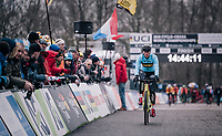 Ellen Van Loy (BEL/Telenet Fidea Lions)<br /> <br /> Women Elite Race<br /> UCI CX Worlds 2018<br /> Valkenburg - The Netherlands