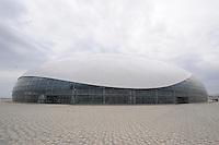 IJSHOCKEY: SOCHI: Olympic Park, 22-03-2013, Venue Tour Olympic Games 2014, © Martin de Jong