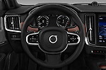 Car pictures of steering wheel view of a 2017 Volvo V90 Inscription 5 Door Wagon
