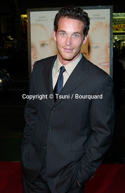 The White Oleander premiere was at the Chinese Theatre in Los angeles. October 8, 2002.          -            HauserCole19A.jpg