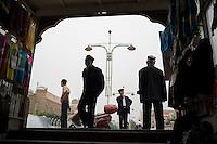 Kashi, Xinjiang Province, May 2014 - Id Kah Square