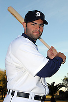 Feb 21, 2009; Lakeland, FL, USA; The Detroit Tigers catcher Alex Avila (73) during photoday at Tigertown. Mandatory Credit: Tomasso De Rosa/ Four Seam Images