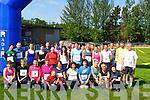 RUN: A great crowd showed up at Tralee Rugby Club on Saturday morning to run in the 5k run from Tralee Rugby Club to Blennerville and surrounding area.
