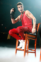 PHILADELPHIA, PA - DECEMBER 5 :  Justin Bieber performing at Q 102's Jingle Ball 2012 presented by Xfinity at the Wells Fargo Center in Philadelphia, Pa on December 5, 2012  © Star Shooter / MediaPunch Inc /NortePhoto©