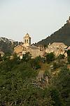 Village de Bestué, aux portes du périmètre du Patrimoine mondial. Pyrénées centrales. Parc national D'ordesa et du Mont Perdu. Patrimoine mondial de l'Unesco. Espagne.The Spanish Pyrenees. Spain.