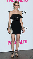 "LOS ANGELES, CA, USA - MAY 05: Emma Roberts at the Los Angeles Premiere Of Tribeca Film's ""Palo Alto"" held at the Directors Guild of America on May 5, 2014 in Los Angeles, California, United States. (Photo by Celebrity Monitor)"