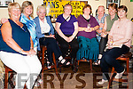 Fundraiser for the family of the late Bernie Cudlipp held last Saturday night in Matt McCoy's Bar Abbeyfeale .<br /> Doreen McEnery &amp; Gretta Harnett from  Abbeyfeale, and from Duagh are Peg Collins , Mary Burns , Maureen McAuliffe , Nuala Sheehy, John O' Connor &amp; Mary Broderick.