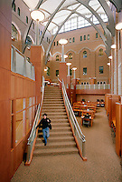 Music Library, Yale University, New Haven, CT. (Shepley Bulfinch = architect)