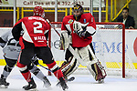 September 22nd, 2018 Alberni Bulldogs vs. Salmon Arm Silverbacks