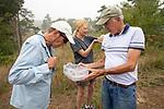 Richard Ingwall, Alison Davis & Charles Dow, Choosing Diamondback Terrapin To Release