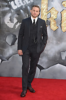 Charlie Hunnam at the European premiere for &quot;King Arthur: Legend of the Sword&quot; at the Cineworld Empire in London, UK. <br /> 10 May  2017<br /> Picture: Steve Vas/Featureflash/SilverHub 0208 004 5359 sales@silverhubmedia.com