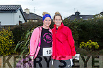 At the third annual Kerins O'Rahillys 10k will be run in memory of Pat Healy were Melissa Nix and Mary Barrett
