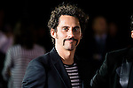 """Paco Leon during the premiere of the spanish film """"Un Monstruo Viene a Verme"""" of J.A. Bayona at Teatro Real in Madrid. September 26, 2016. (ALTERPHOTOS/Borja B.Hojas)"""