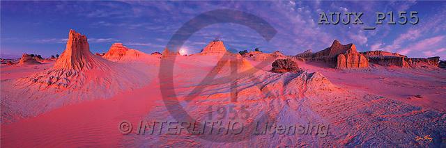 Dr. Xiong, LANDSCAPES, panoramic, photos, Mungo, Australia(AUJXP155,#L#)