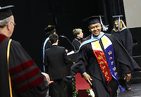 06102012-  2012 Graduate Commencement ceremony at Key Arena