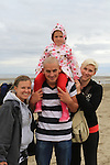 Ania, Bartet, Nicole and Joanna at the 2011 Laytown races.(Photo credit should read Jenny Matthews www.newsfile.ie)....This Picture has been sent you under the conditions enclosed by:.Newsfile Ltd..The Studio,.Millmount Abbey,.Drogheda,.Co Meath..Ireland..Tel: +353(0)41-9871240.Fax: +353(0)41-9871260.GSM: +353(0)86-2500958.email: pictures@newsfile.ie.www.newsfile.ie.
