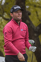 Brandon Grace (RSA) watches his tee shot on 1 during day 3 of the World Golf Championships, Dell Match Play, Austin Country Club, Austin, Texas. 3/23/2018.<br /> Picture: Golffile | Ken Murray<br /> <br /> <br /> All photo usage must carry mandatory copyright credit (&copy; Golffile | Ken Murray)