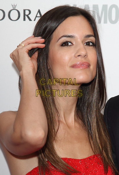 Torrey DeVitto.Women Of The Year 2012 - Glamour Awards, Berkeley Square, London, England..29th May 2012.headshot portrait red hand arm.CAP/ROS.©Steve Ross/Capital Pictures.