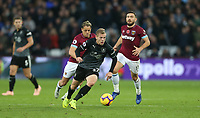 Burnley's Matej Vydra<br /> <br /> Photographer Rob Newell/CameraSport<br /> <br /> The Premier League - West Ham United v Burnley - Saturday 3rd November 2018 - London Stadium - London<br /> <br /> World Copyright &copy; 2018 CameraSport. All rights reserved. 43 Linden Ave. Countesthorpe. Leicester. England. LE8 5PG - Tel: +44 (0) 116 277 4147 - admin@camerasport.com - www.camerasport.com