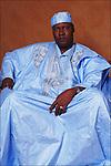 Sayouba Traoure, author from Burkina Faso.