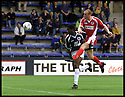 14th Aug 99                 Copyright Pic : James Stewart .Ref :                           .File Name : stewart10-raith rovers v st mirren                       .ST MIRREN'S SCOTT WALKER BEATS MARVIN ANDREWS TO THE BALL TO SCORE THE SECOND GOAL....Payments to :-.James Stewart Photo Agency, Stewart House, Stewart Road, Falkirk. FK2 7AS      Vat Reg No. 607 6932 25.Office : 01324 630007        Mobile : 0421 416997.E-mail : JSpics@aol.com.If you require further information then contact Jim Stewart on any of the numbers above.........