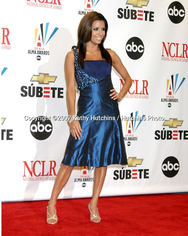 Eva Longoria.ALMA Awards 2007.Pasadena Civic Auditorium.Pasadena, CA.June 1, 2007.©2007 Kathy Hutchins / Hutchins Photo....