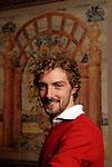 Alessandro d Avenia, Italian writer.