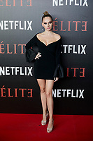 Ester Exposito attends to 'Elite' premiere at Museo Reina Sofia in Madrid, Spain. October 02, 2018. (ALTERPHOTOS/A. Perez Meca) /NortePhoto.com NORTEPHOTOMEXICO