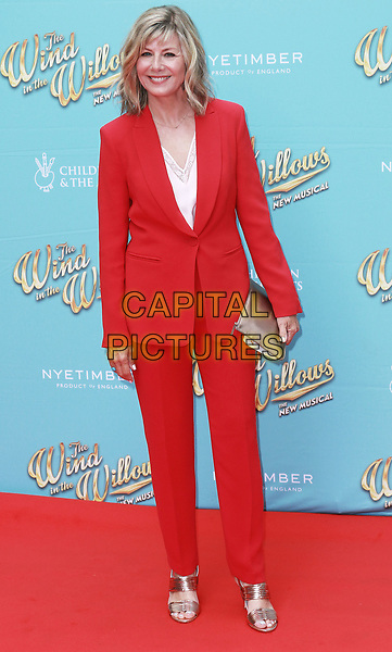 Glynis Barber at the 'The Wind In The Willows' musical opening night, London Palladium, London on June 29th 2017<br /> CAP/PP/PTS<br /> &copy; PTS/PP/Capital Pictures