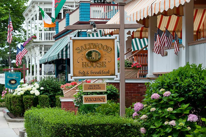 Saltwood House B&B, Cape May, NJ, USA