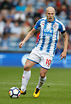 Aaron Mooy of Huddersfield Town during the premier league match at the John Smith's Stadium, Huddersfield. Picture date 20th August 2017. Picture credit should read: Simon Bellis/Sportimage