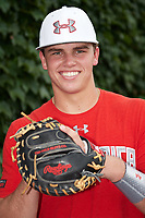 Mason Doolittle (22) of Jupiter High School in Jupiter, Florida poses for a photo before the Under Armour All-American Game presented by Baseball Factory on July 23, 2016 at Wrigley Field in Chicago, Illinois.  (Mike Janes/Four Seam Images)