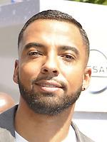LOS ANGELES, CA - JUNE 26: Christian Keyes at the 2016 BET Awards at the Microsoft Theater on June 26, 2016 in Los Angeles, California. Credit: Koi Sojer/MediaPunch