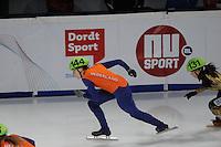 SCHAATSEN: DORDRECHT: Sportboulevard, Korean Air ISU World Cup Finale, 11-02-2012, Relay Ladies, Jorien ter Mors NED (144), ©foto: Martin de Jong