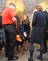 07/11/2019 - Kate Duchess of Cambridge Katherine Catherine Middleton during the launch of the National Emergencies Trust at St Martin-in-the-Fields in Trafalgar Square, London. The National Emergencies Trust is an independent charity which will provide an emergency response to disasters in the UK. Photo Credit: ALPR/AdMedia