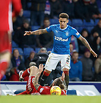James Tavernier and Stevie May