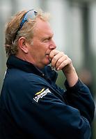 25 JUN 2009 - LOUGHBOROUGH,GBR - Loughborough UCCE coach Graham Dilley - UCCE Twenty 20 (PHOTO (C) NIGEL FARROW)