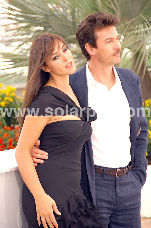"**ALL ROUND PICTURES FROM SOLARPIX.COM**.**WORLDWIDE SYNDICATION RIGHTS**.Actress Monica Bellucci attends the ""Une Historie Italienne"" photocal in Cannes France...JOB REF:  6455      MSR    DATE: 19.05.08.**MUST CREDIT SOLARPIX.COM OR DOUBLE FEE WILL BE CHARGED* *UNDER NO CIRCUMSTANCES IS THIS IMAGE TO BE REPRODUCED FOR ANY ONLINE EDITION WITHOUT PRIOR PERMISSION*"