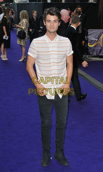 Jack Brett Anderson at the &quot;Disney's Aladdin&quot; press night, Prince Edward Theatre, Old Compton Street, London, England, UK, on Wednesday 15 June 2016.<br /> CAP/CAN<br /> &copy;CAN/Capital Pictures