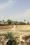 Israel, the Roman amphitheater in Beth Shean