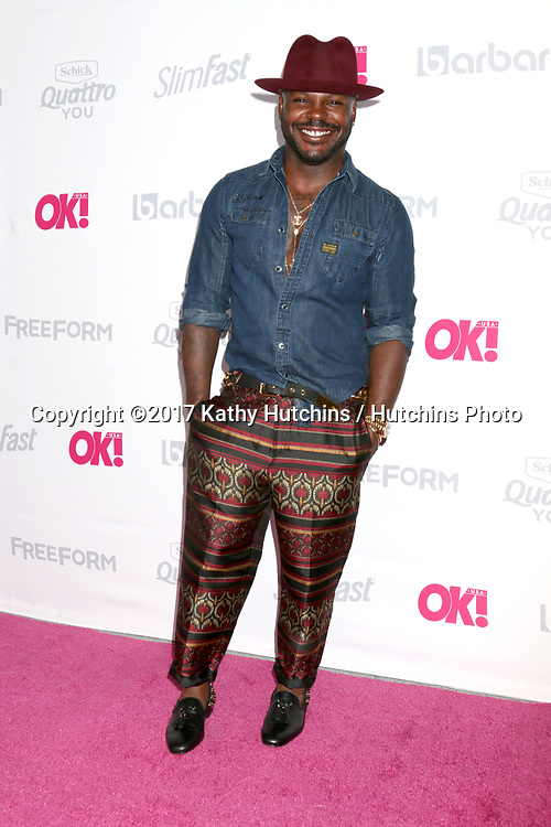 LOS ANGELES - MAY 17:  Larry Sims at the OK! Magazine Summer Kick-Off Party at the W Hollywood Hotel on May 17, 2017 in Los Angeles, CA