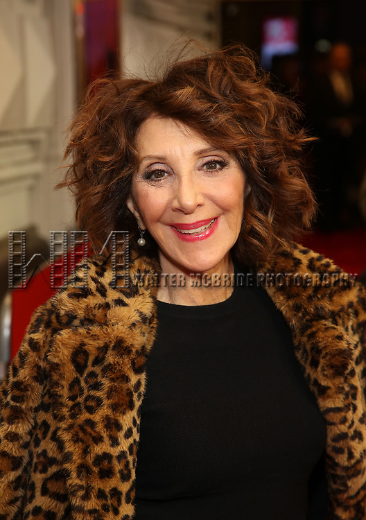 """Andrea Martin attends the Broadway Opening Night Performance of """"To Kill A Mockingbird"""" on December 13, 2018 at The Shubert Theatre in New York City."""