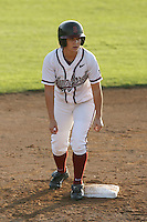 25 October 2007: Stanford Cardinal Autumn Albers during Stanford's 5-4 loss in seven innings against the San Jose State Spartans at Boyd & Jill Smith Family Stadium in Stanford, CA.