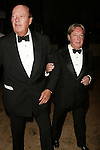 Arnold Scaasi and Parker Ladd attending  the Literacy Partners 20th  Annual Gala, AN EVENING OF READINGS at Lincoln Center, Honoring Tom Brokaw, Tim Russert and Jack Welch.<br /> May 3, 2004 in New York City.