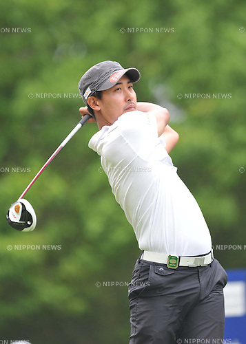 J B PARK (KOR), June 5th, 2011 - Golf : The Japan Golf Tour Championship Citibank Cup, Final Round at Shishido Hills Country Club, Ibaraki, Japan. (Photo by Atsushi Tomura/AFLO SPORT) [1035]